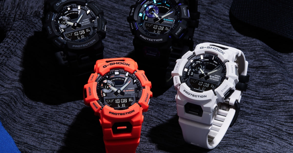 G-Shock's newest GBA-900 connected watch is ideal for runners