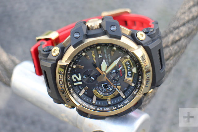 Casio G Shock GPW-2000 review front
