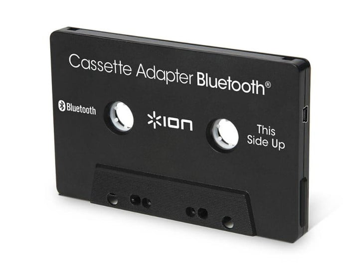 ions new bluetooth cassette adapter gives life old stereos cassetteadapterbluetooth web 1