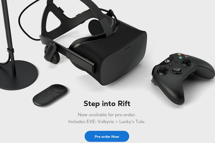 everything you need to know about the oculus rift pre order ces2016rift
