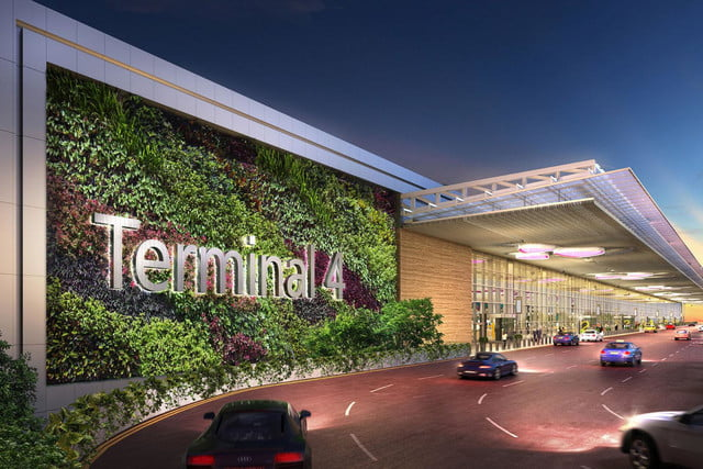 best airports for layovers changi airport driveway to terminal 4 departure kerbside