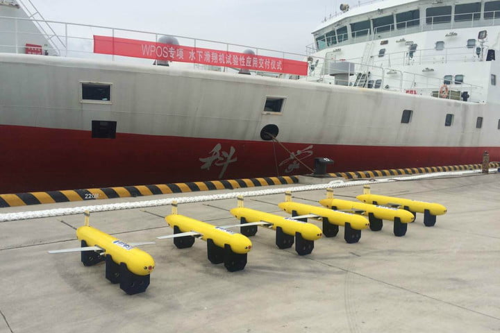chinese sea drones