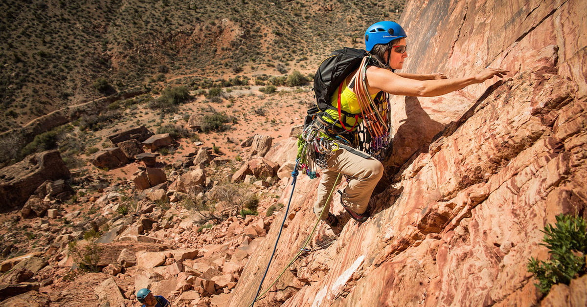 Climb-On Maps changes the climbing game by getting you there faster and safer