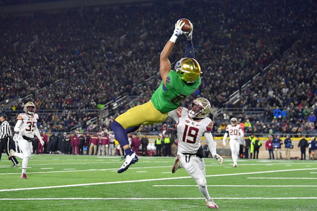 watch college sports live online espn plus football  nov 10 florida state at notre dame