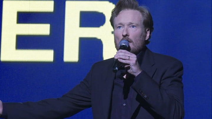 Conan O'Brien in Conan O'Brien Can't Stop