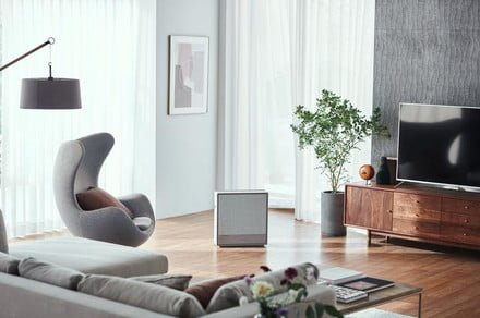 Not too big, not too small. The Coway Airmega 250 air purifier is just right