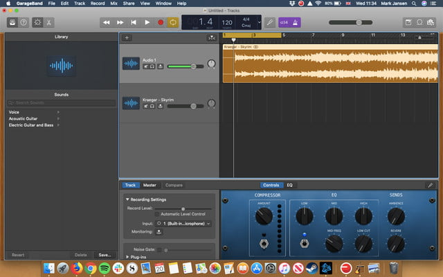 how to make ringtones for android creating in garageband 1
