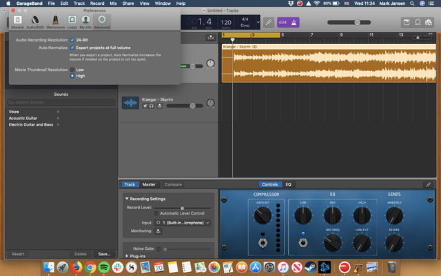 how to make ringtones for android creating in garageband 2