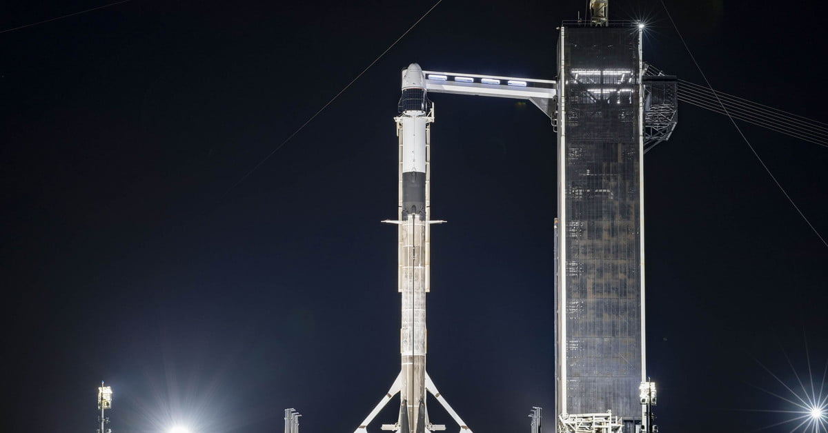 How to watch SpaceX launch its upgraded Cargo Dragon on resupply mission today