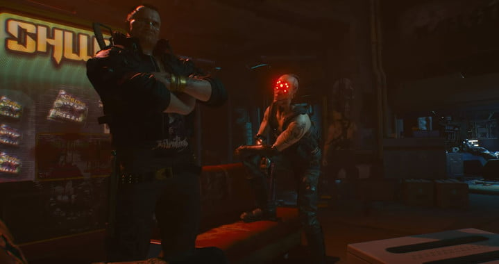 Cyberpunk 2077 multiplayer mode follow up AAA in development 2020 2021