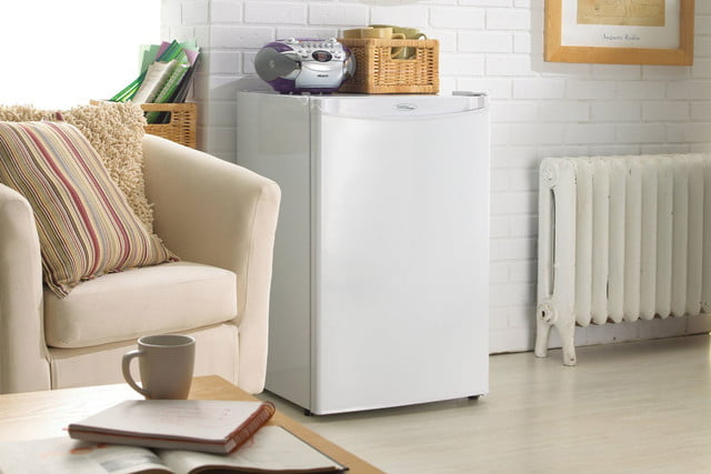 best space saving appliances danby compact refrigerator