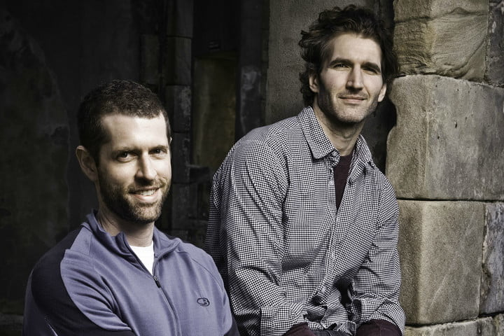 David Benioff (David Benioff) DB Weiss League