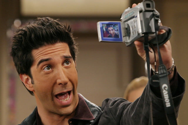 most hated tv characters david schwimmer as ross geller friends