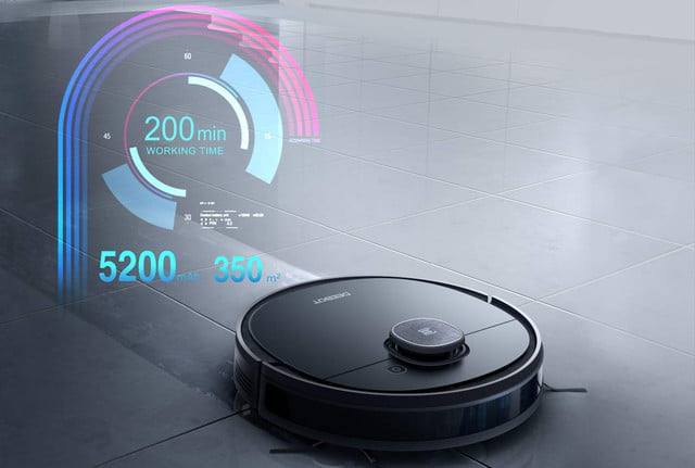upgraded ecovacs deebot ozmo models vacuum and mop with multi floor mapping 950 02  1