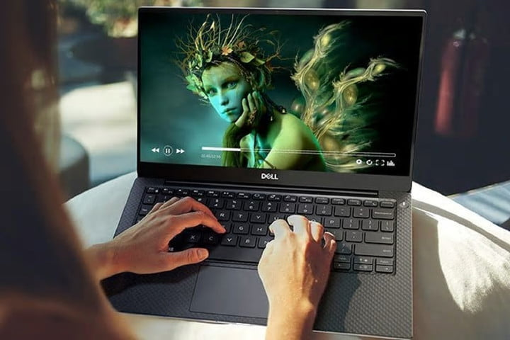 Stock photo of Dell XPS 13 laptop
