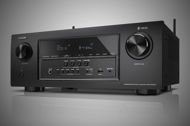 DTS Virtual:X coming to Denon AVRs
