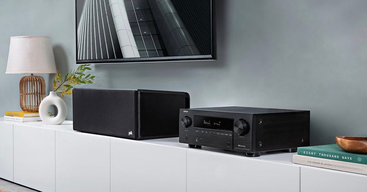 The best A/V receivers for 2021