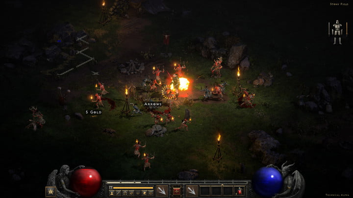 Diablo II: Resurrected Is Faithful Recreation, So Far | Digital Trends