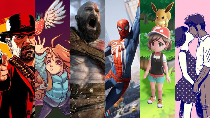 Digital Trends writers pick game of the year