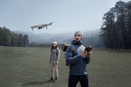 DJI drone contest invites your best impossible shot