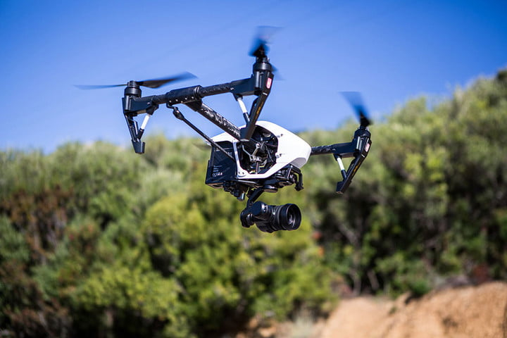 dji nofly tech updated inspire 1 pro drone