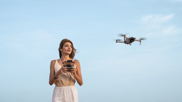 dji mavic air 2 news specs release press lifestyle images 1 of 4