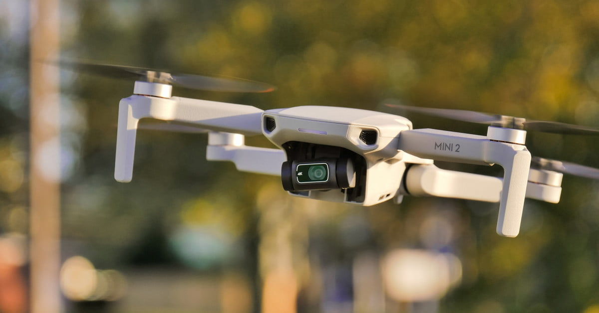 DJI Mini 2 review: Same compact size, more confidence flying
