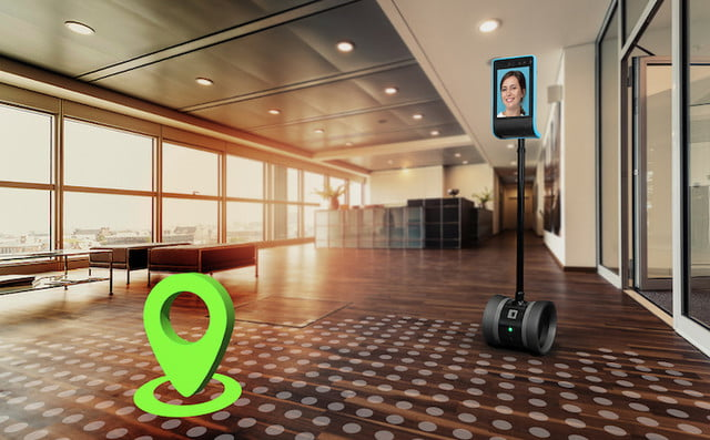 double 3 telepresence robot is now much more than an ipad on wheels  1