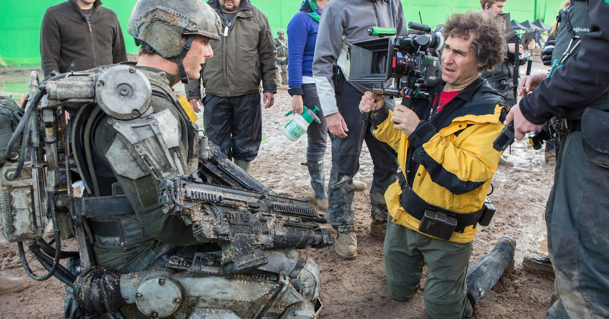Director Doug Liman explains both sides to 'The Wall,' VR storytelling