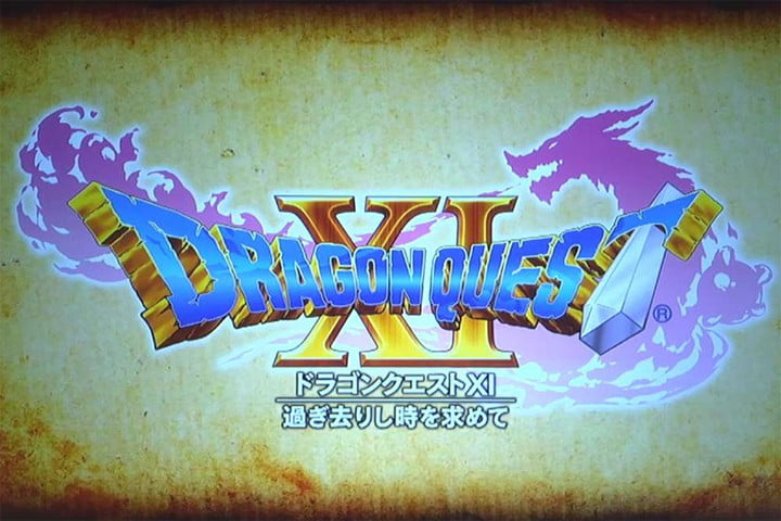 dragon quest eleventh installment coming to nintendo nx xi logo