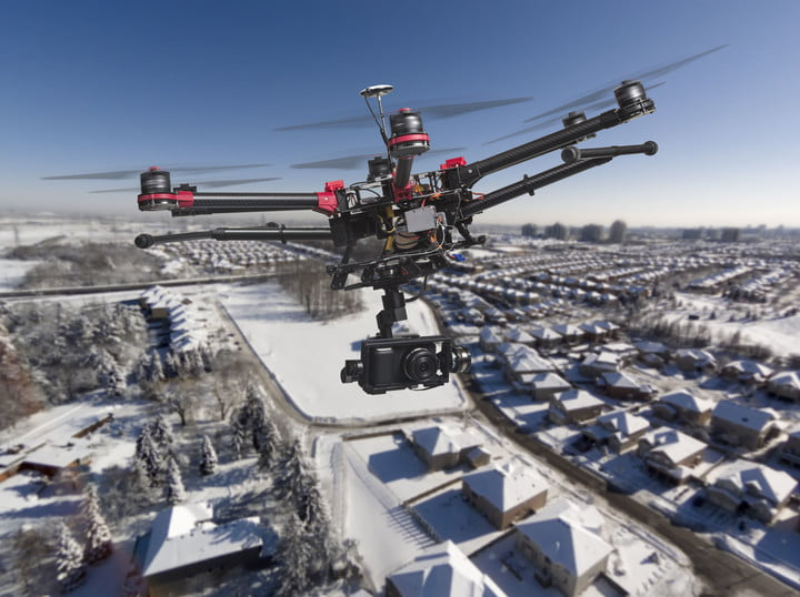 hacker claims ability to hijack police drones drone