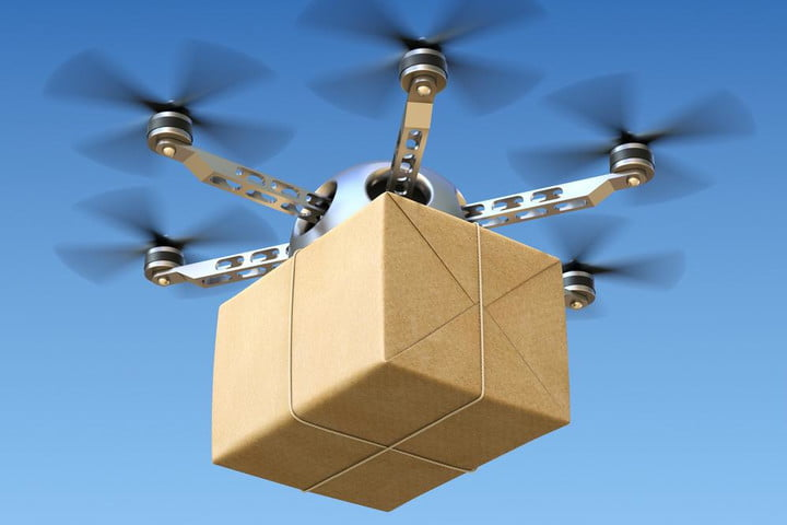 drone gang jailed contraband flights delivery