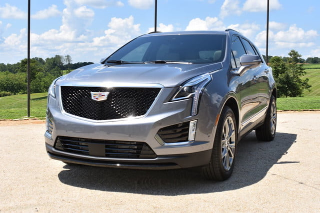 2020 cadillac xt5 gains turbo four engine sport model