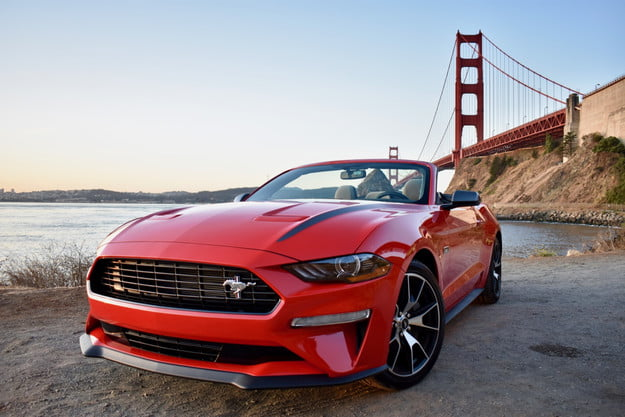 2020 ford mustang ecoboost high performance package review