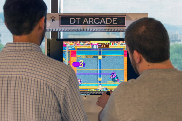 how to build arcade cabinet dt 23