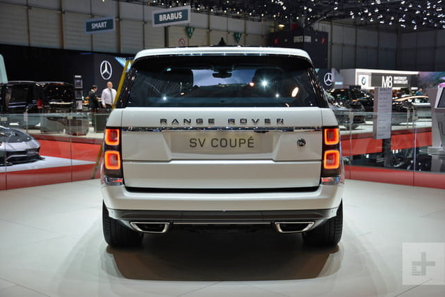 Land Rover Range Rover SV Coupe