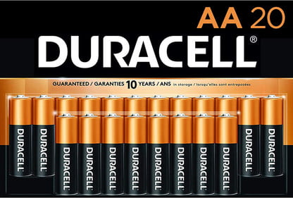 Cheap Batteries Staples Discounts Duracell Aa And Aaa For Black Friday Digital Trends