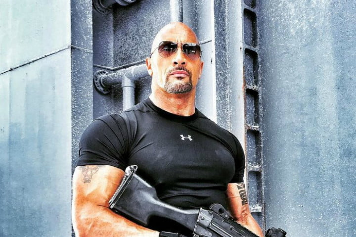 fast 8 dwayne johnson onset photos iceman