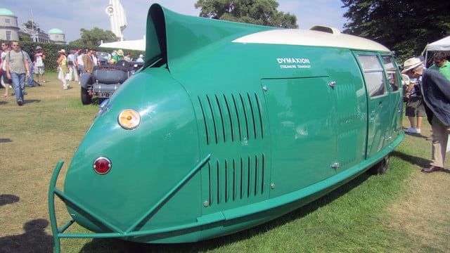 best vaporware cars dymaxion car 2