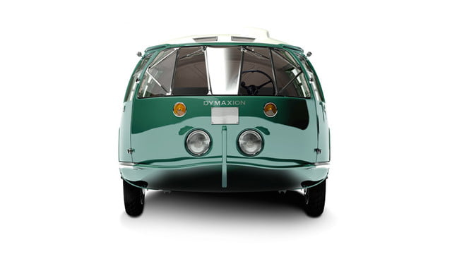 best vaporware cars dymaxion car 5