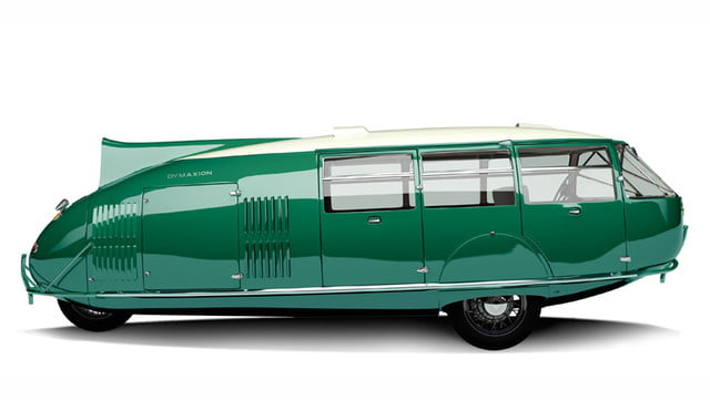 best vaporware cars dymaxion car 6