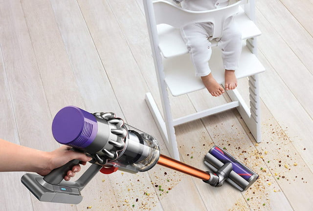 amazon 4th of july sale dyson cyclone v10 absolute lightweight cordless stick vacuum cleaner  1
