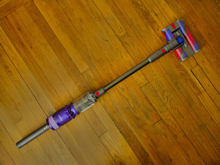 Dyson Omni-Glide Cordless Vacuum Review on flood