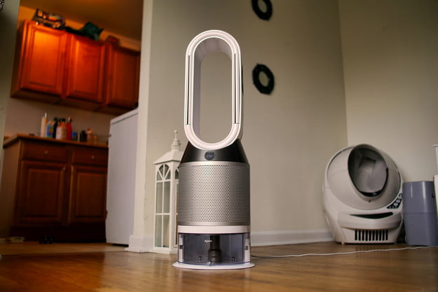 Dyson Pure Humidify Cool hero shot