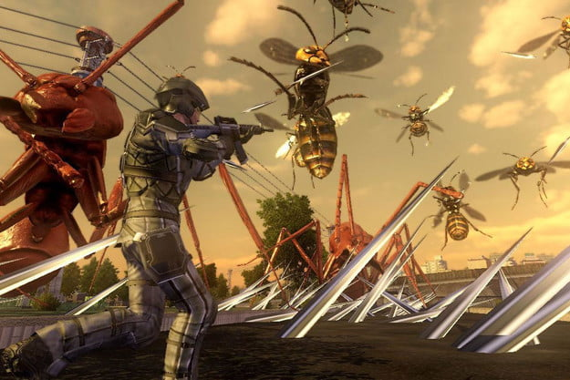 Earth Defense Force 2025 screenshot 11