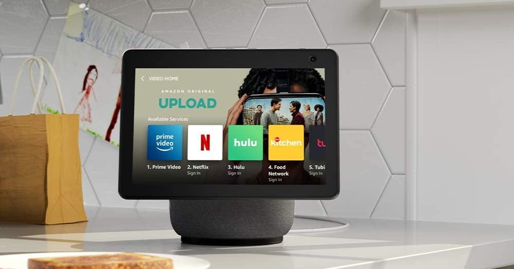 Amazon dropped the new Echo Show 10 price by $50 today!