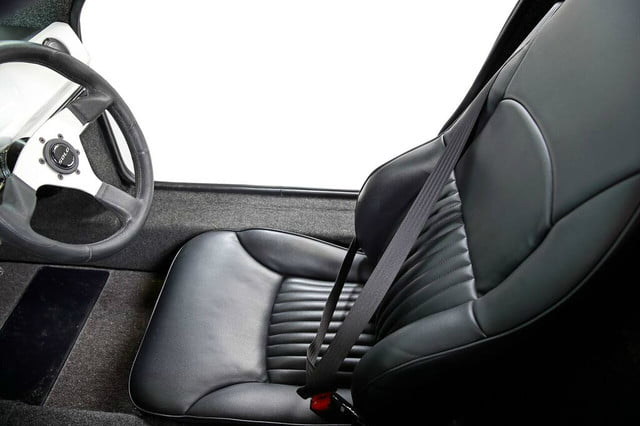 electra meccanica solo unveiled drivers seat