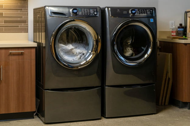 Electrolux Washer And Dryer side by side