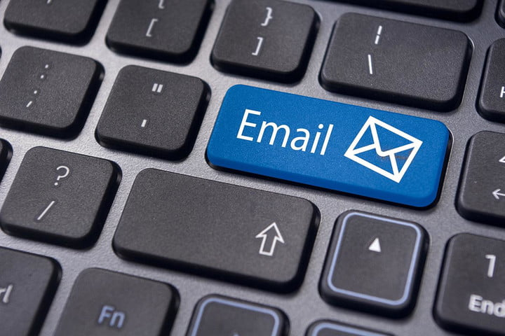 nhs email gaffe button
