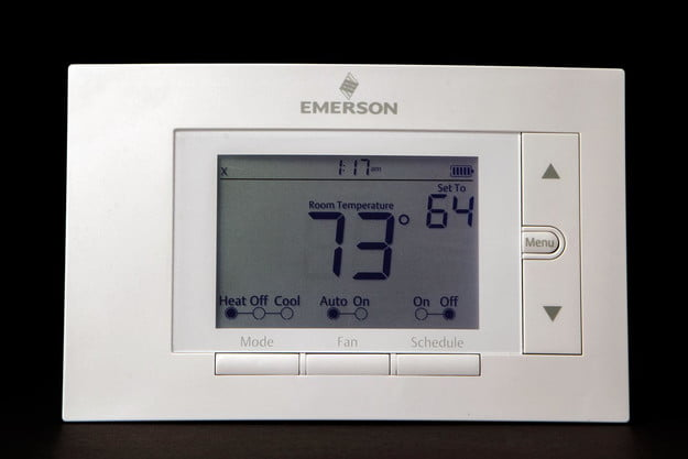 Emerson Sensi thermometer review front 2